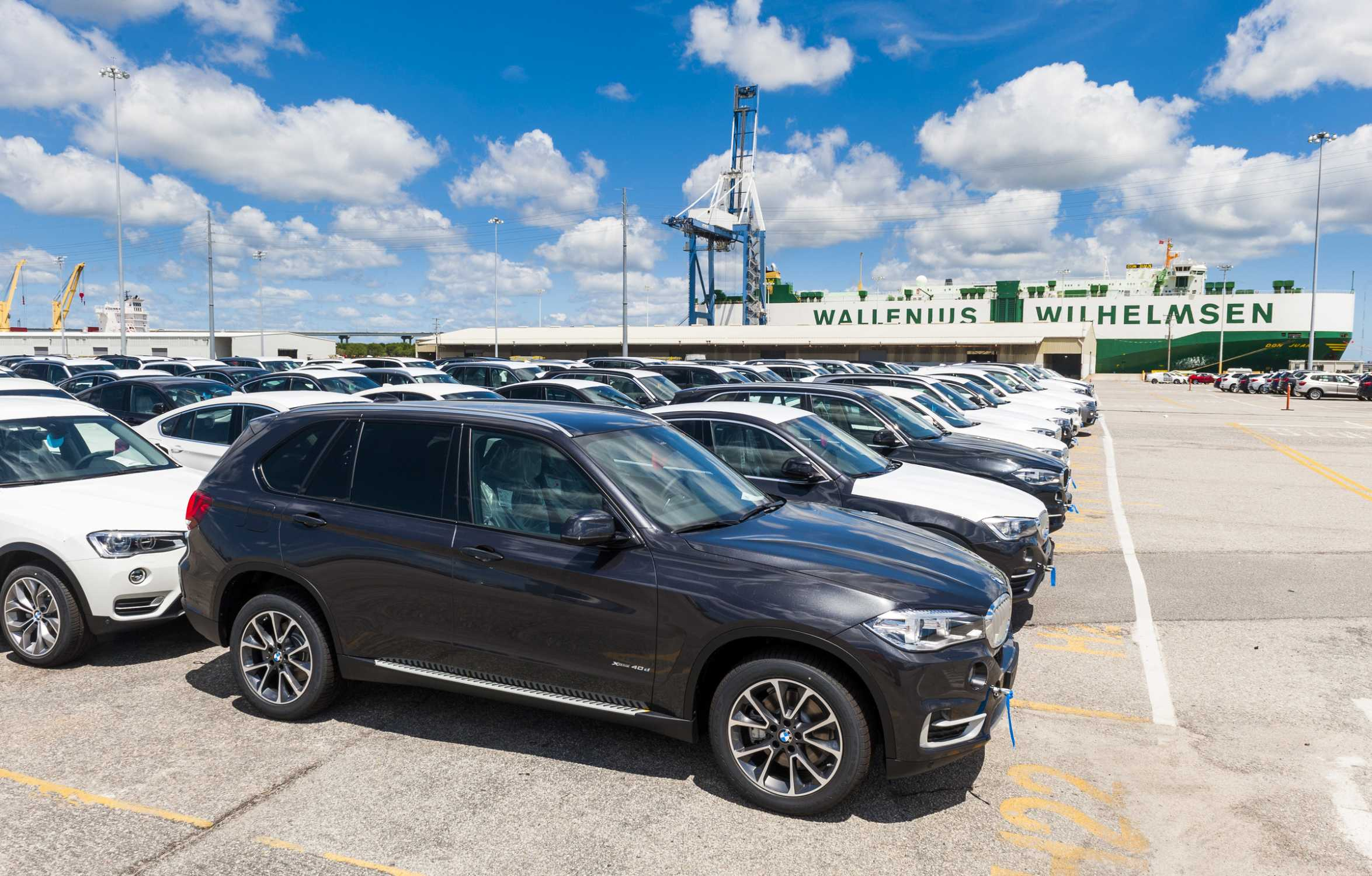 Bmw Greenville Sc >> Bmw Manufacturing Continues As Largest U S Automotive Exporter