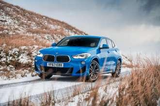 The BMW X2 xDrive20d M Sport