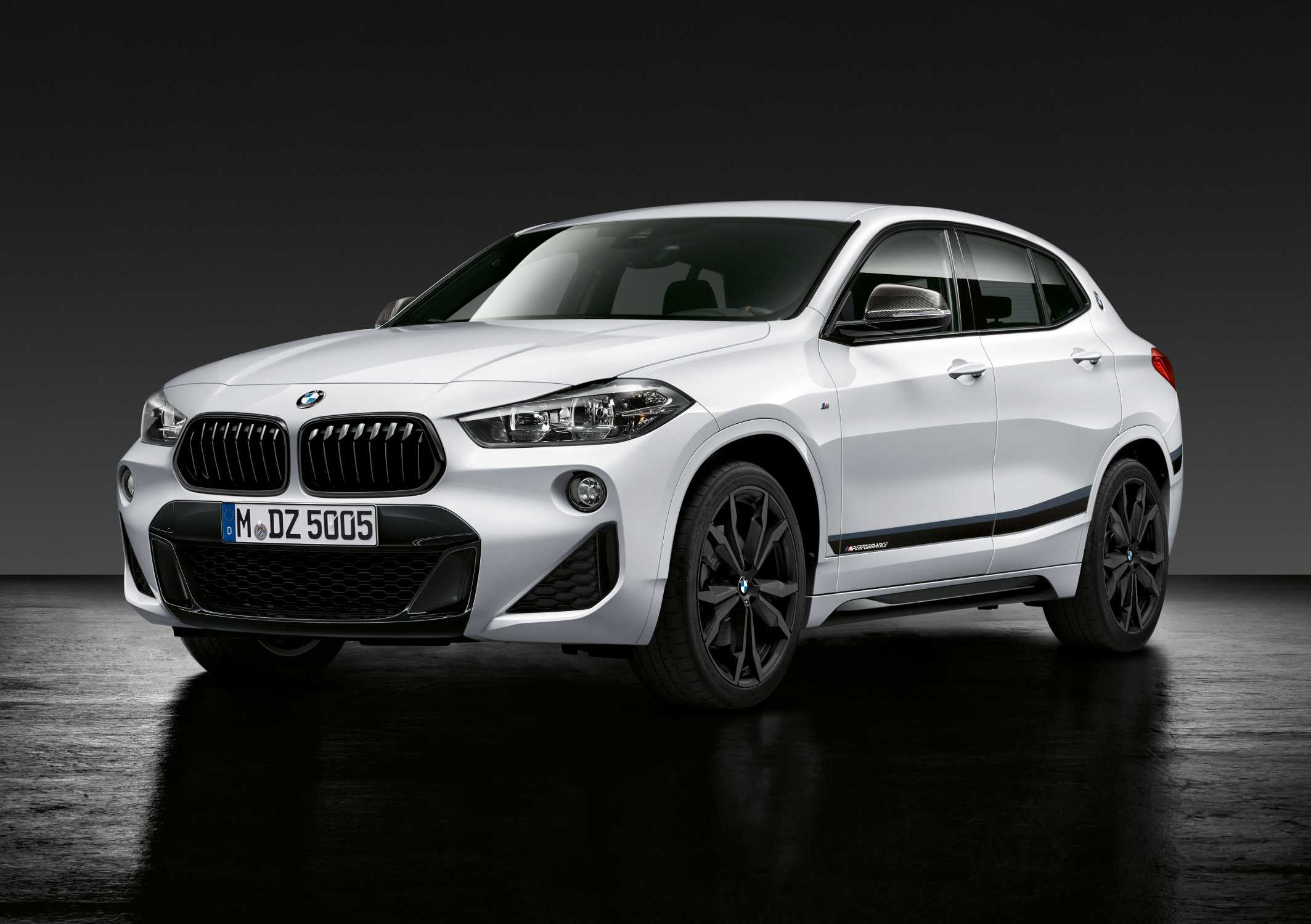 der neue bmw x2 mit bmw m performance parts. Black Bedroom Furniture Sets. Home Design Ideas