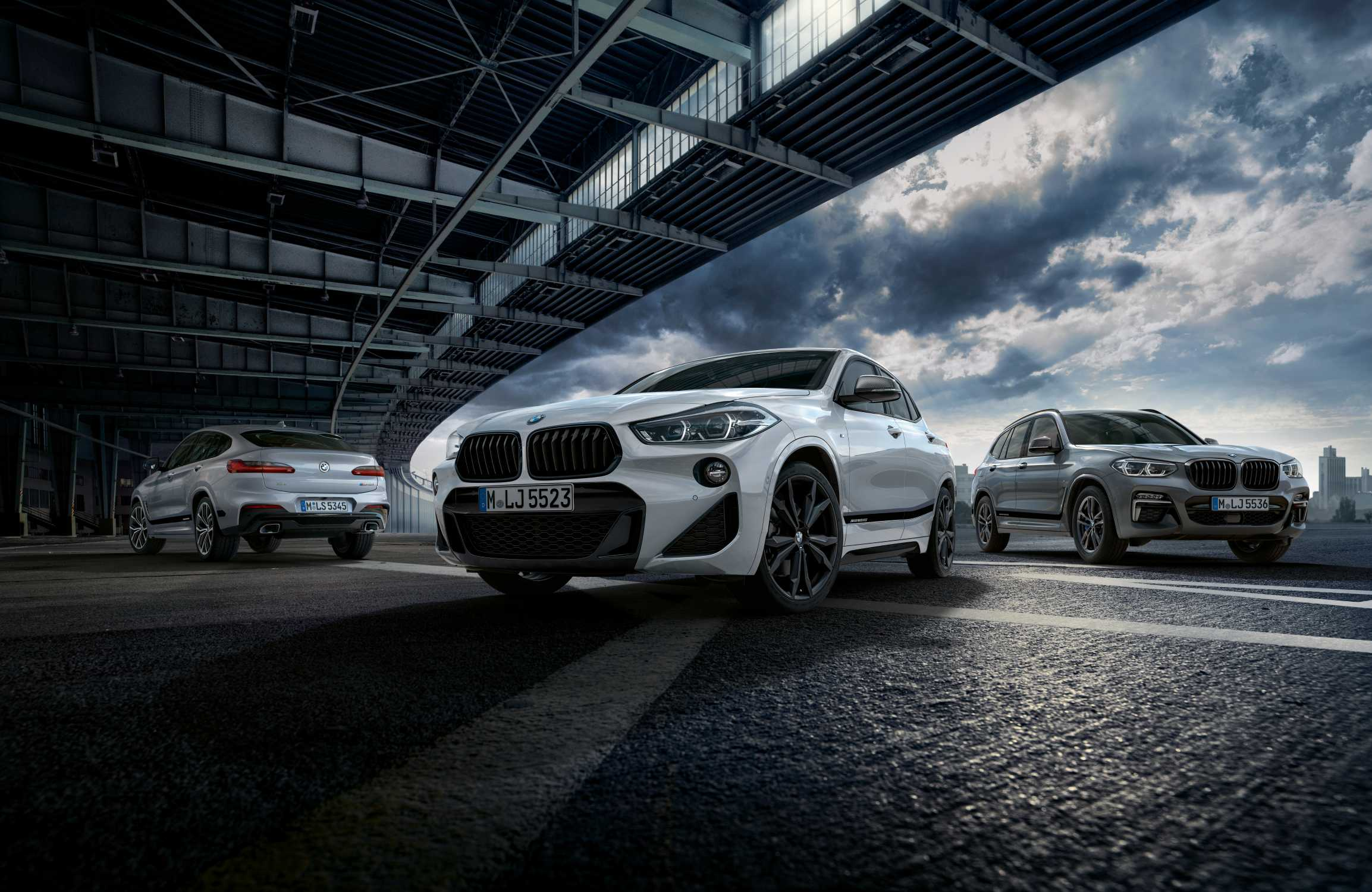 Varied Range Of M Performance Parts For The New Members Of