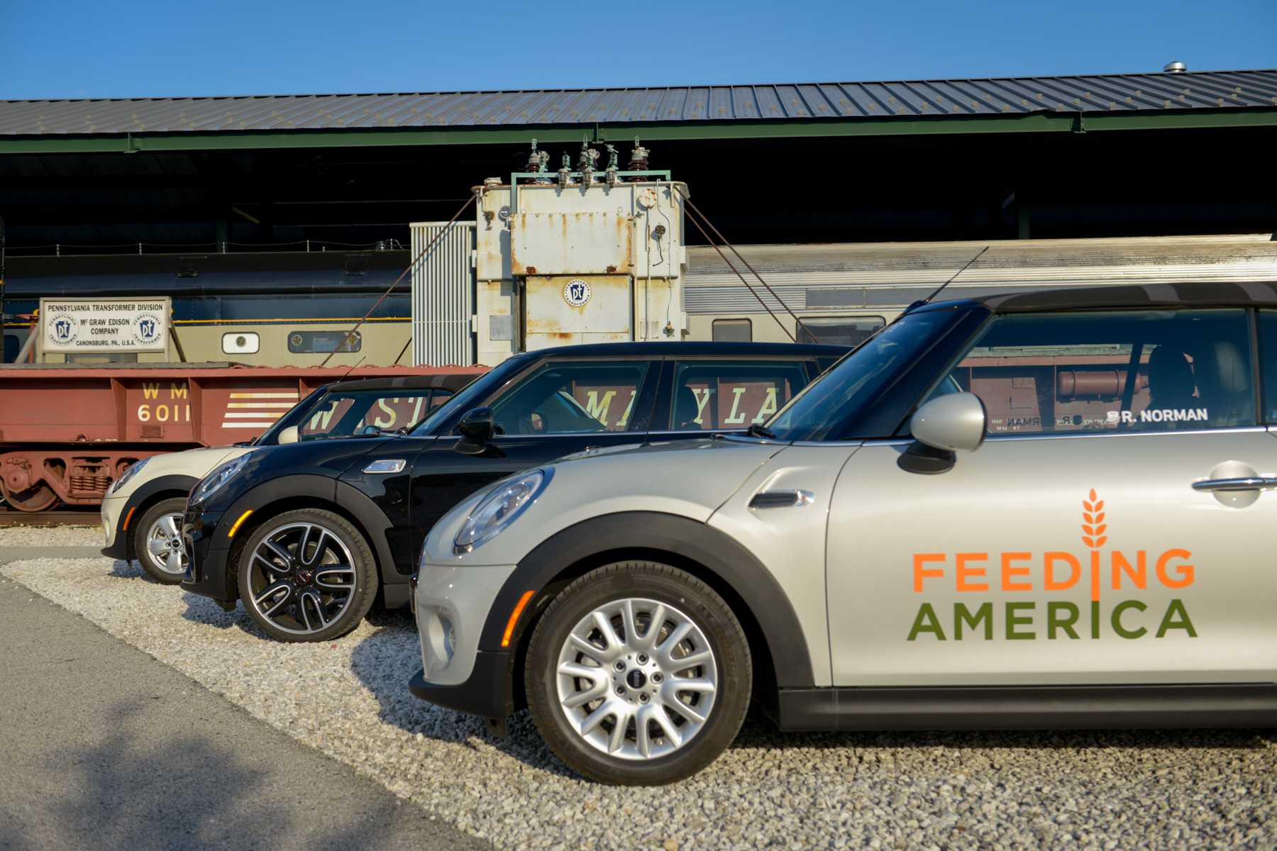 MINI USA CONFIRMS CONTINUED PARTNERSHIP WITH FEEDING AMERICA AS