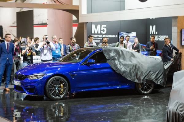 BMW Continues Product Offensive At Canadian International Auto Show - Toronto car show 2018
