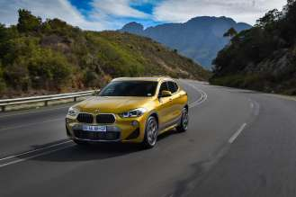 The new BMW X2 now available in South Africa (03/2018)