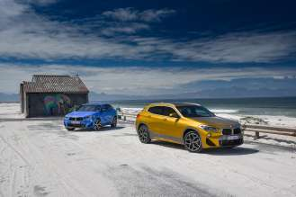 BMW X2 National Media Launch in South Africa (03/2018)