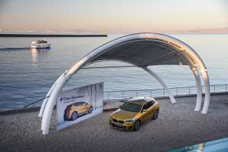 On Location Pictures – the new BMW X2 media launch in South Africa (03/2018)