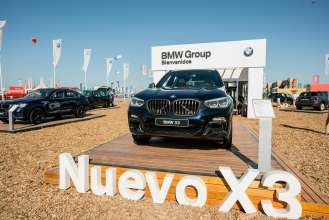 BMW Group Argentina at Expoagro 2018 (03/2018)