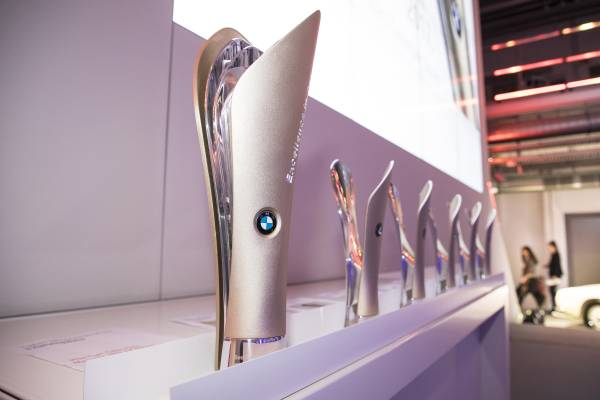 Excellence in Sales Award: BMW honours its 41 best dealers worldwide. (03/2018)