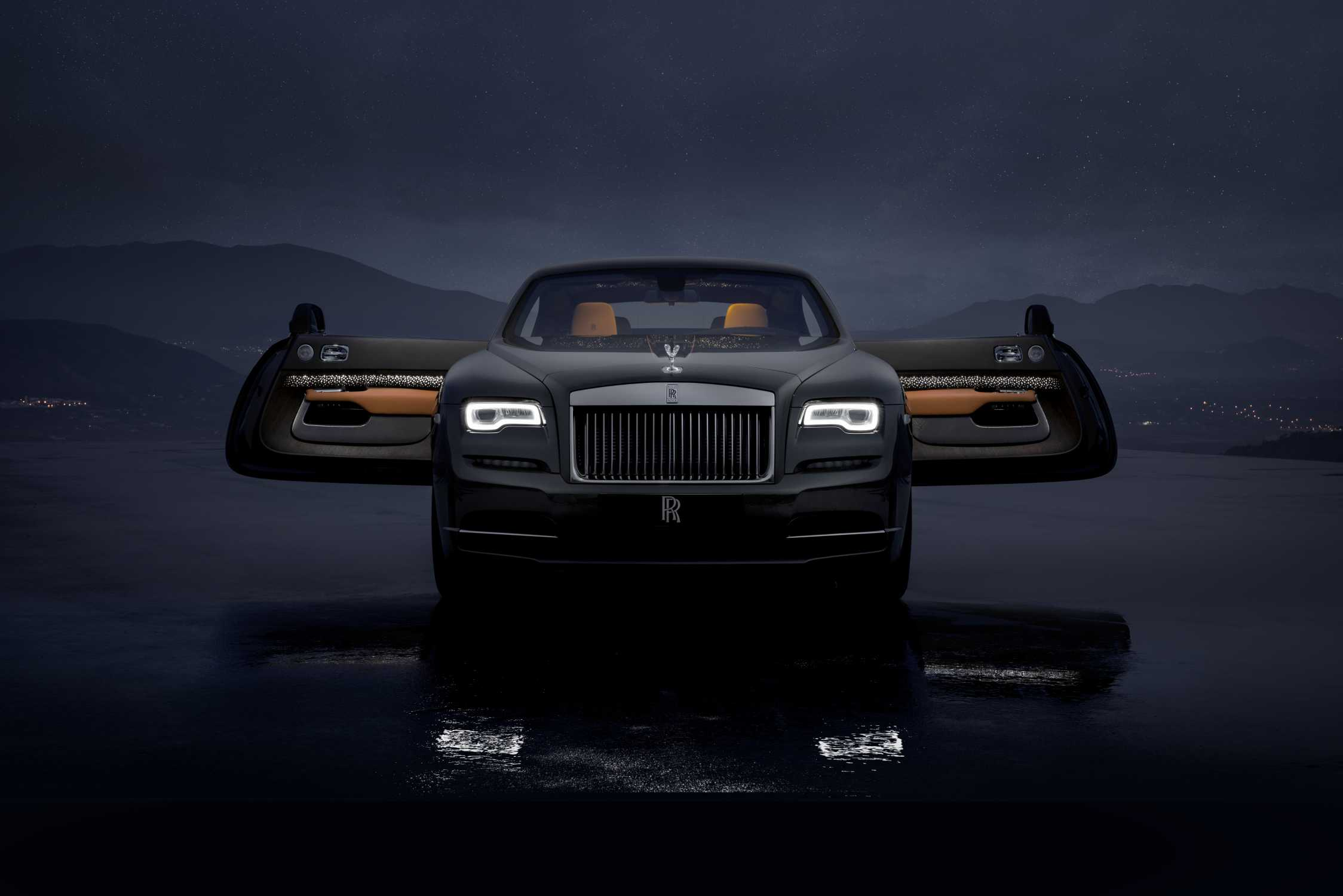 Rolls Royce Takes Bespoke To New Heights With Wraith Luminary Collection