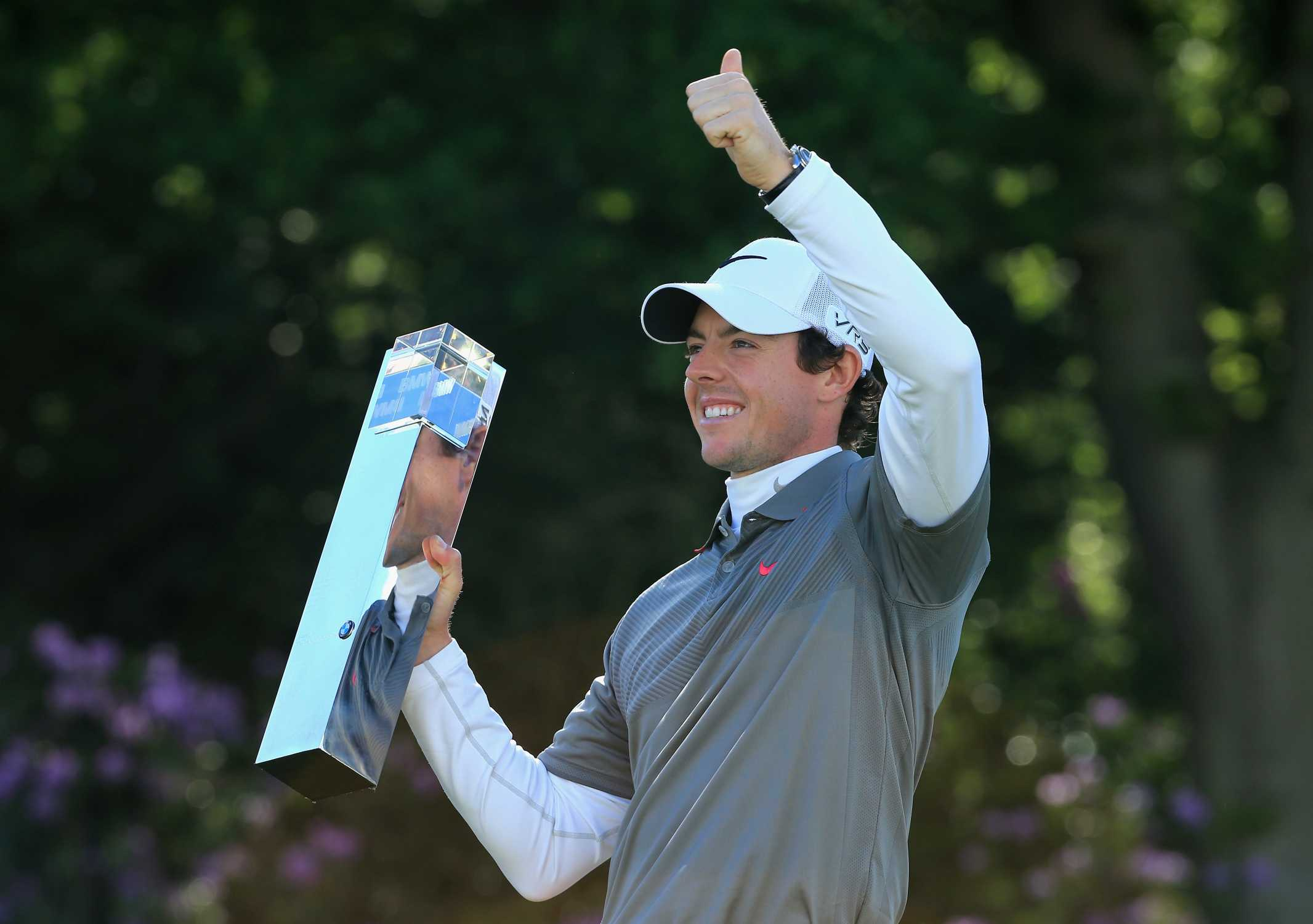 Former Winners Rory Mcilroy And Paul Casey To Tee Off At