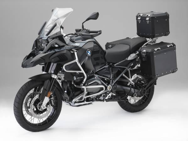 New Original Bmw Motorrad Accessories Edition Black