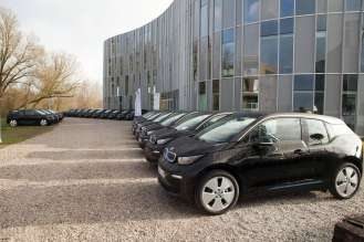 Ghent based Planet Group buys 50 BMW i3's and creates the largest 100% electric company fleet of Belgium. (03/2018)