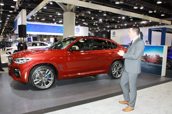 BMW Presents North American And Canadian Unveilings At Vancouver - Car show vancouver 2018