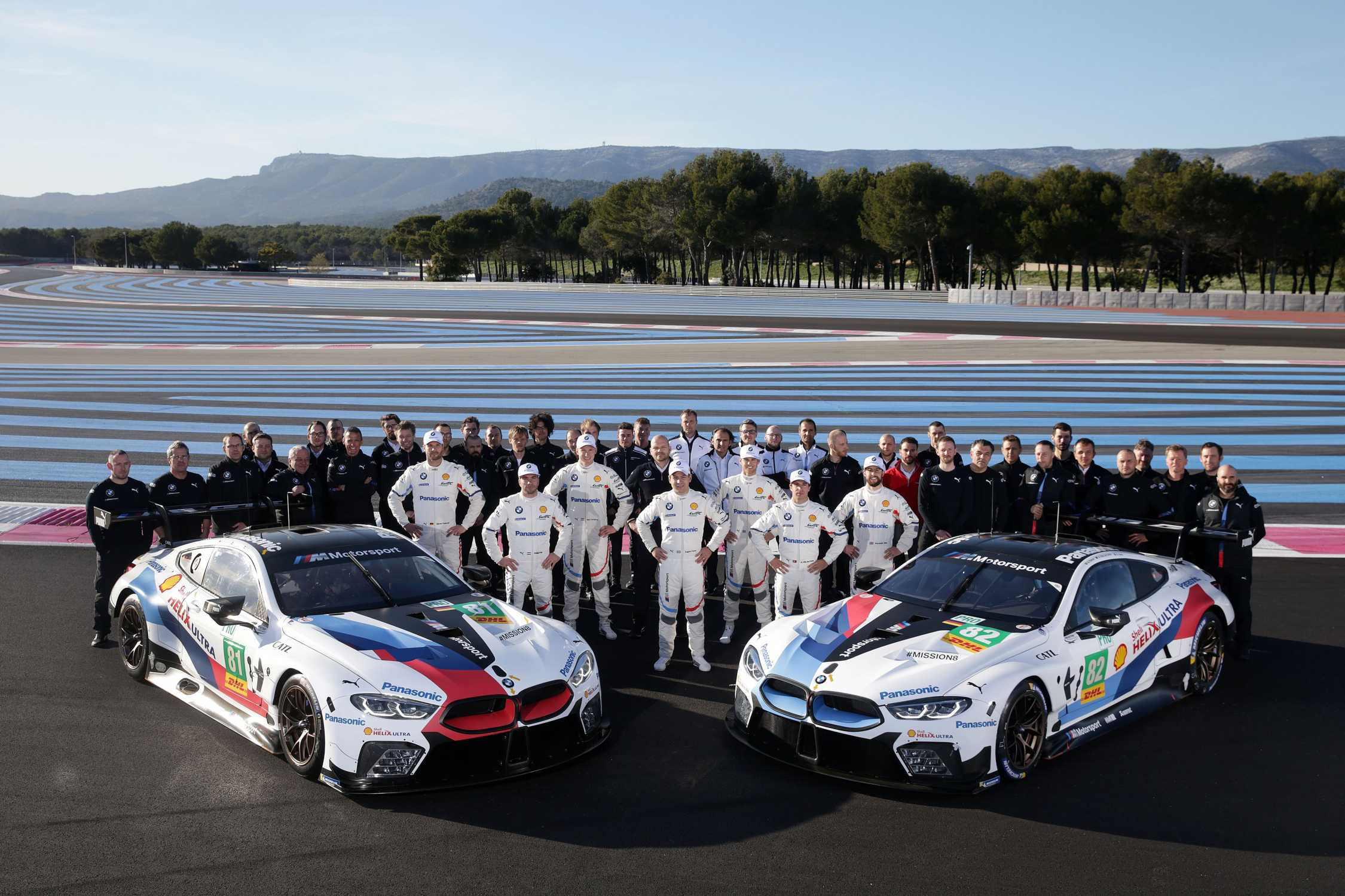 BMW Team MTEK focuses on race simulations at the FIA WEC ...