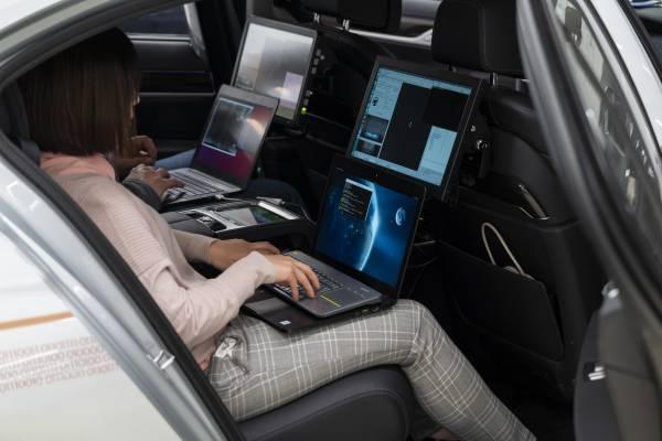 Autonomous Driving Campus Opening (04/18).