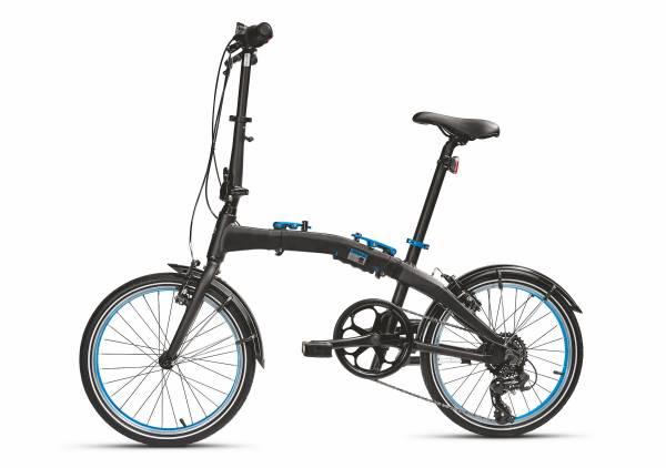 BMW Folding Bike (04/2018).