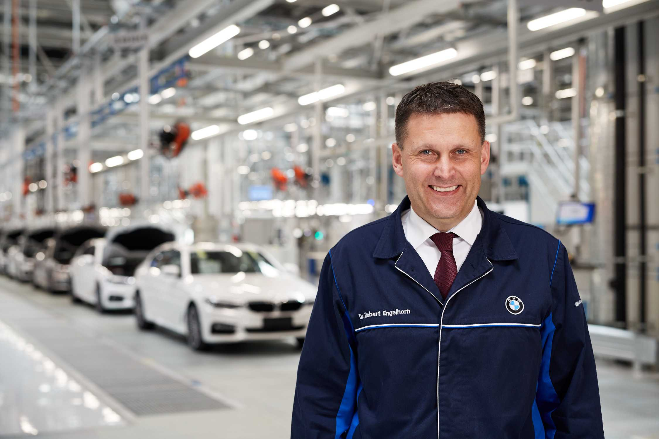 Personnel Changes In Bmw Group Production Network