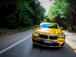 BMW X2 Brazil (04/2018)