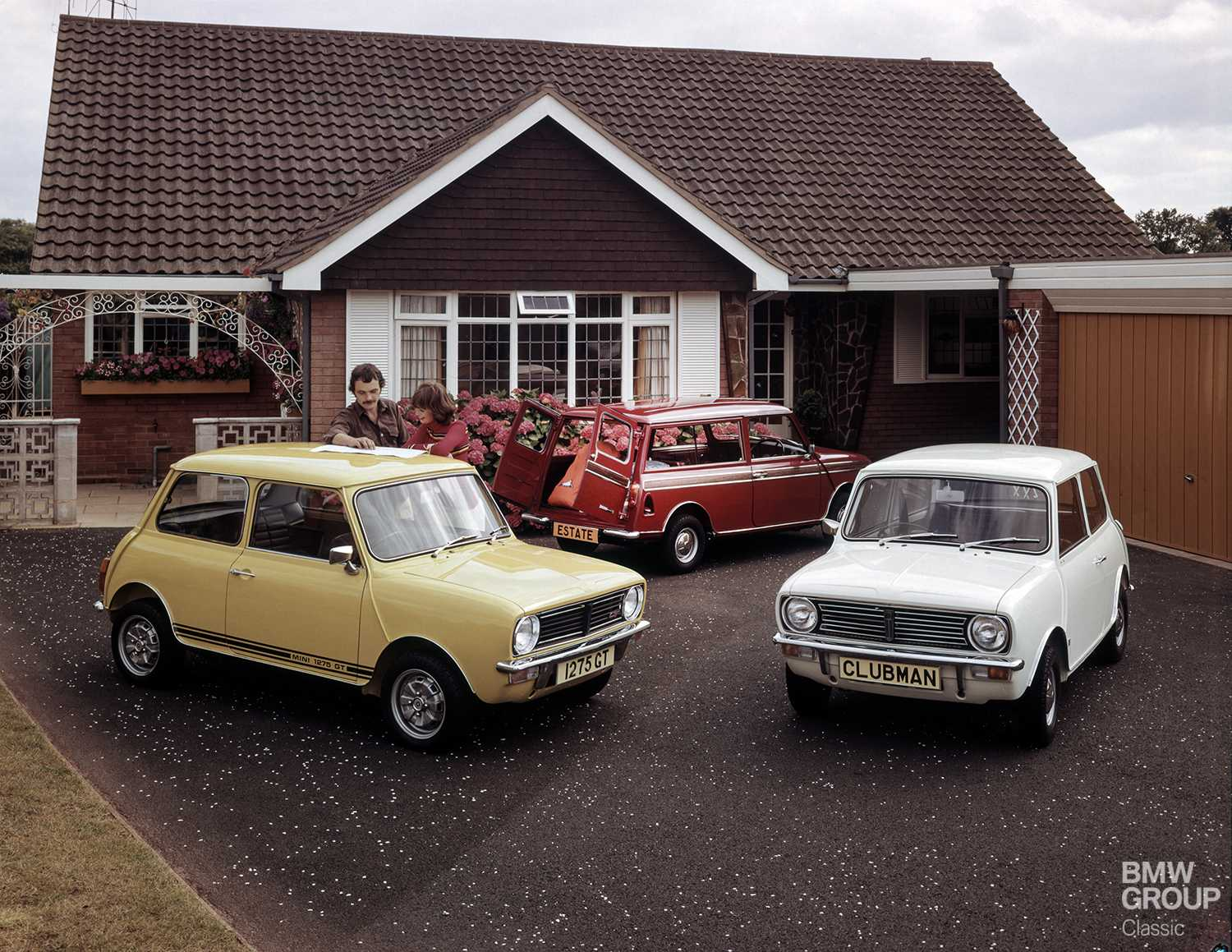 A Nose For Success The First Mini Clubman 1969