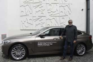 BMW is Official Car for 53th Karlovy Vary International Film Festival. (04/2018)