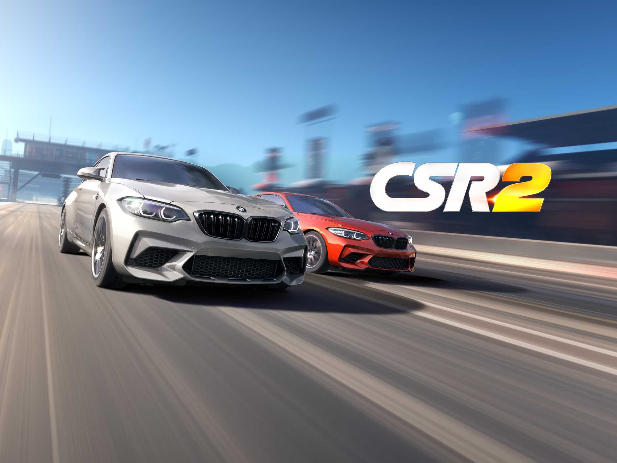 M Power Meets Mobile Gaming New Bmw M2 Competition Debuts In Csr