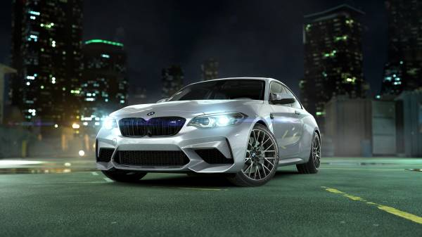M Power meets mobile gaming: New BMW M2 Competition debuts in CSR