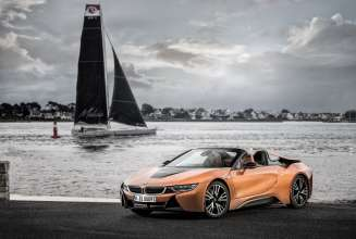 BMW i8 Roadster, Team Malizia