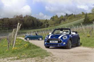 MINI Classic Cabriolet & 25th Anniversary Edition