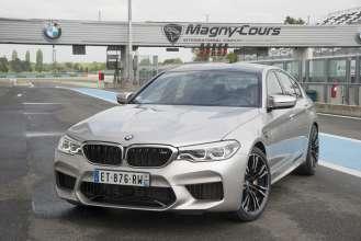 Nouvelle BMW M5 Berline – Circuit de Nevers Magny-Cours