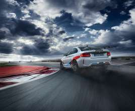 M Performance Parts For The New Bmw M2 Competition Available