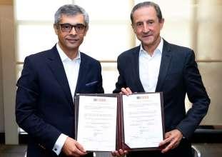 BMW Group Brasil and SENAI partnership. (05/2018)