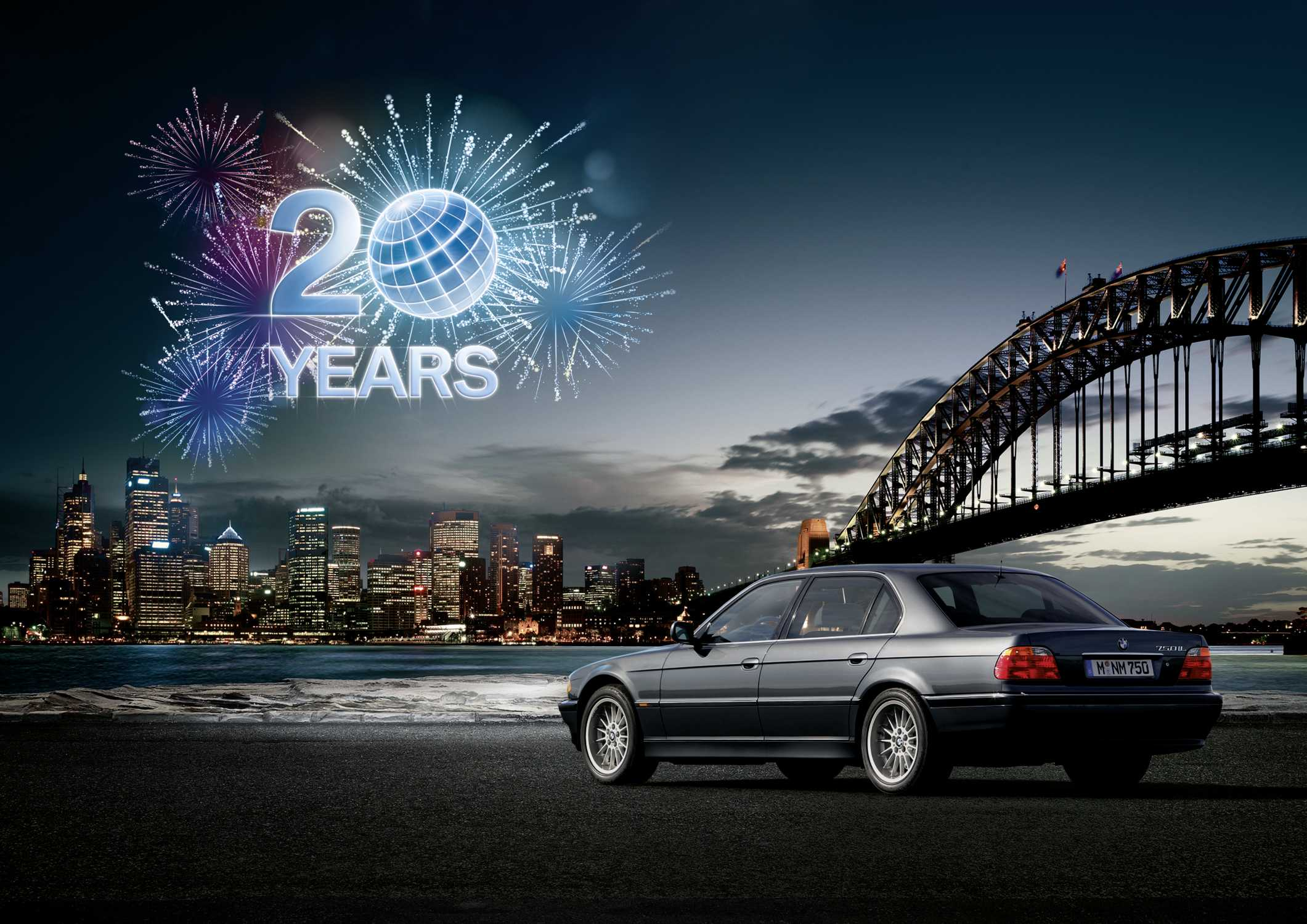 20 Years At The Cutting Edge Bmw Connecteddrive