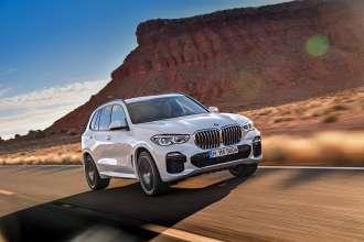 Der neue BMW X5 (06/2018).