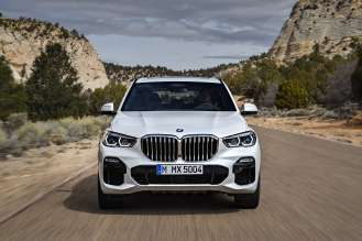 The all-new BMW X5 (06/2018).