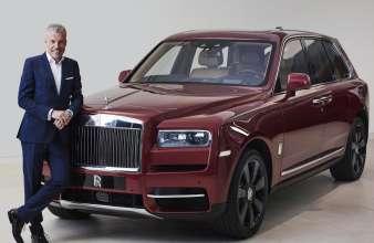 Cv For Torsten MÜller ÖtvÖs Chief Executive Officer Rolls Royce Motor Cars