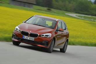 The New Bmw 2 Series Active Tourer The New Bmw 2 Series