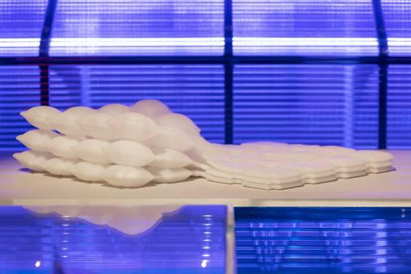Materialtechnologien Neu Gedacht Bmw Und Das Self Assembly Lab Des Massachusetts Institute Of Technology Mit Entwickeln Gemeinsam Das Erste Per 3 D Druck Hergestellte Aufblasbare Material