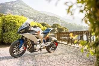 BMW Motorrad Concept 9cento (05/2018)