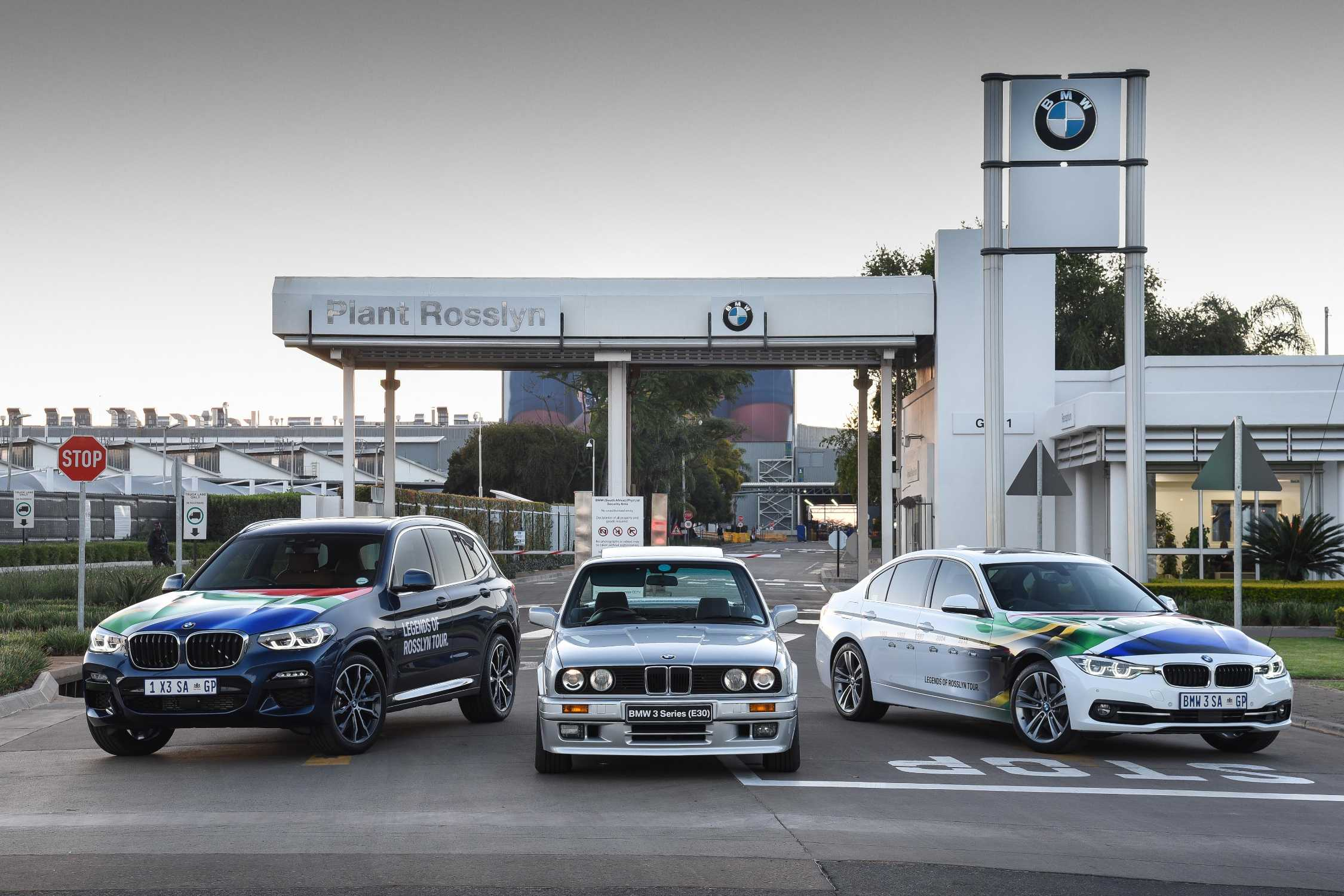 Motor World Car Factory >> A legend reborn; the iconic Rosslyn-built BMW 325iS (E30 ...