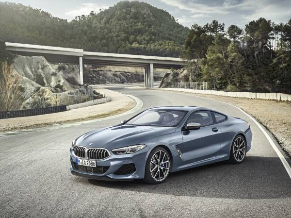 Bmw Group Canada Reports April 2019 Sales