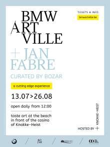 BMW Artville 2018 poster (06/2018)
