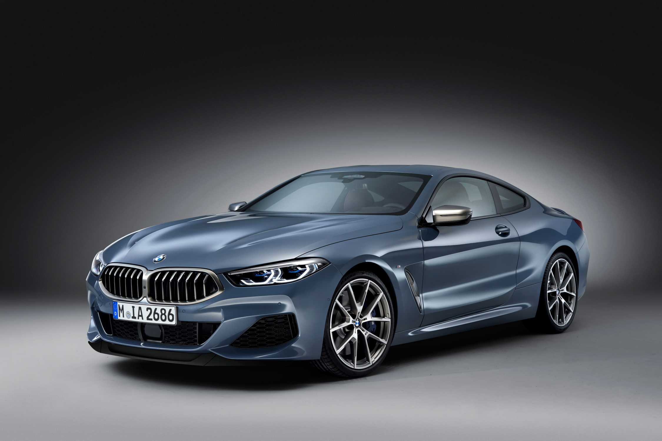 The All New 2019 Bmw 8 Series Coupe