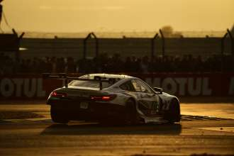 Strong pace but no reward: BMW M8 GTE finishes 12th in its
