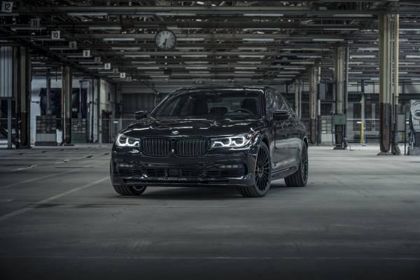 BMW ALPINA B7 Exclusive Edition (06/2018)