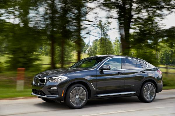 Bmw Group Canada August Sales Increase 79 To Record Levels