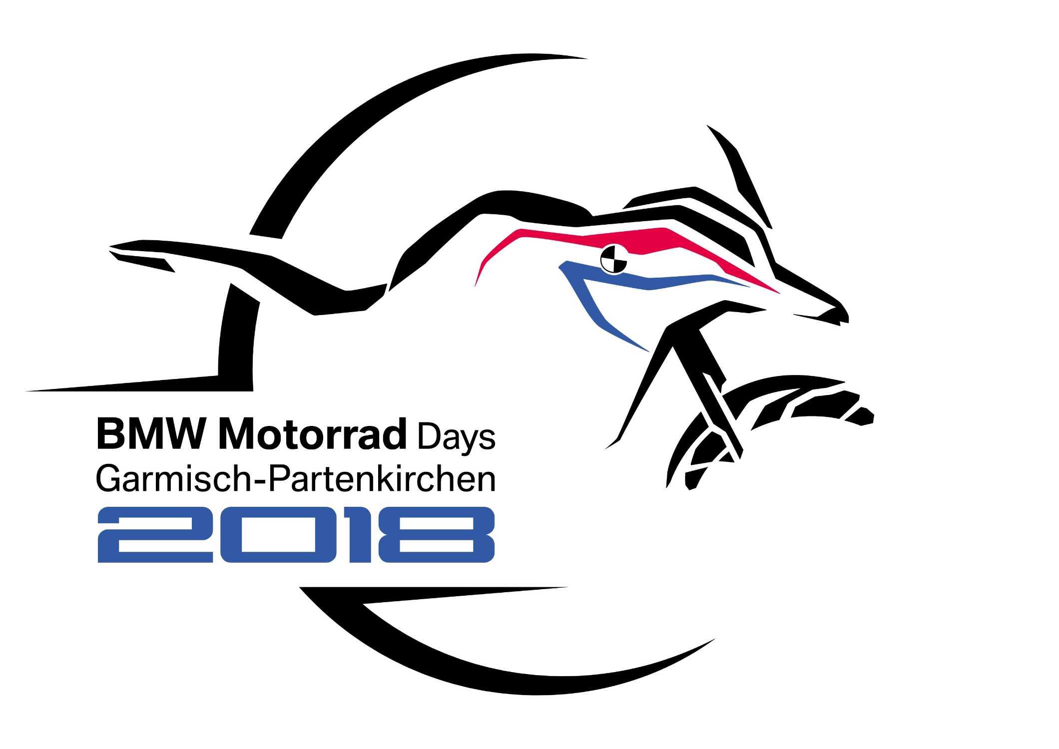 The 18th Bmw Motorrad Days In Garmisch Partenkirchen From 6 8 July