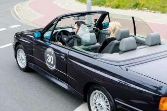 Flotte 30er Geburtstagskind M3 Cabrio Ist Standesgemasses