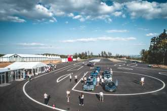 BMW iLECTRIC DAY 2018 in Polygon Brno. (06/2018)