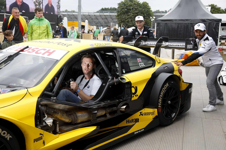 Norisring (GER) 23rd June 2018. BMW M Motorsport, DTM, Round 4 ...