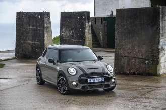 The new MINI 3 door, MINI 5 door and MINI Convertible now available in South Africa (07/2018)