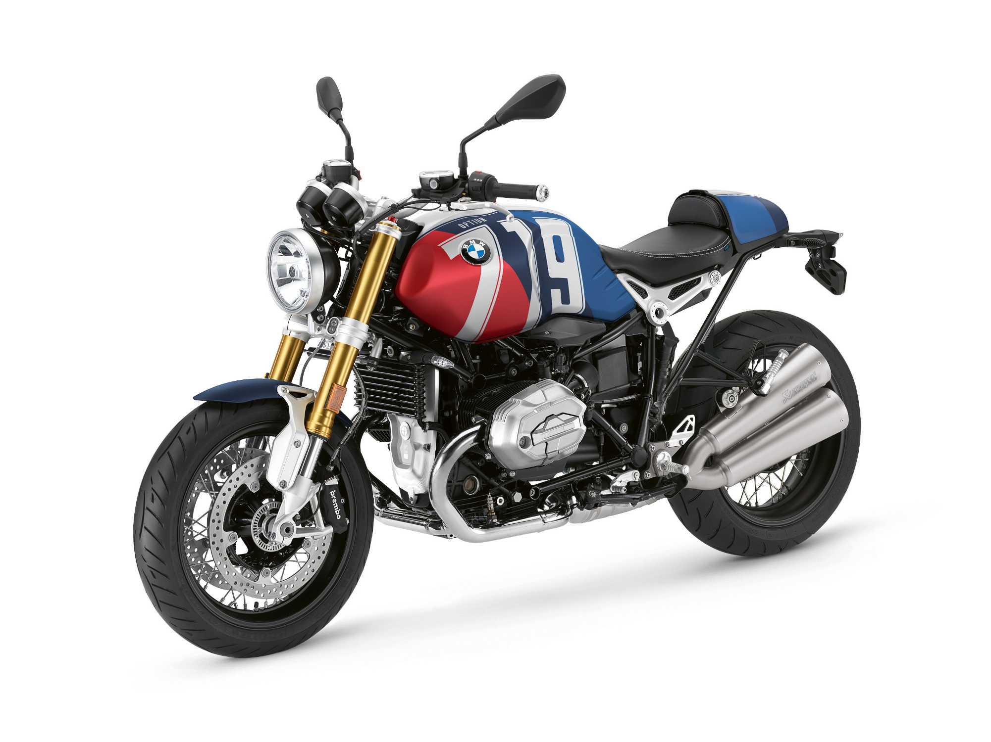 Bmw Motorrad Model Revision Measures For Model Year 2019